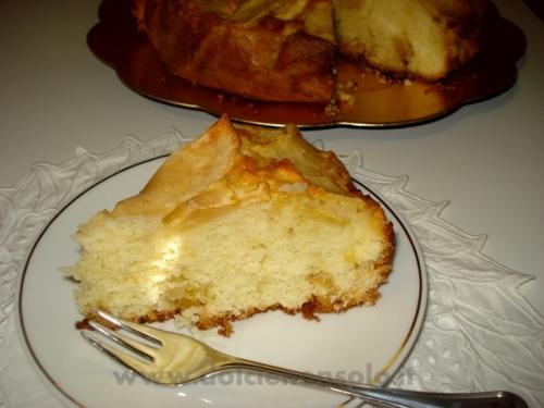 torta di mele e strega