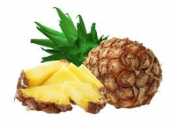 ananas,proprietà dell'ananas,come viene usato l'ananas