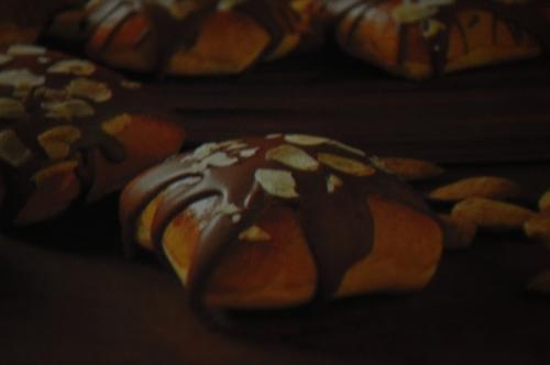 Brioches danesi al cioccolato.JPG