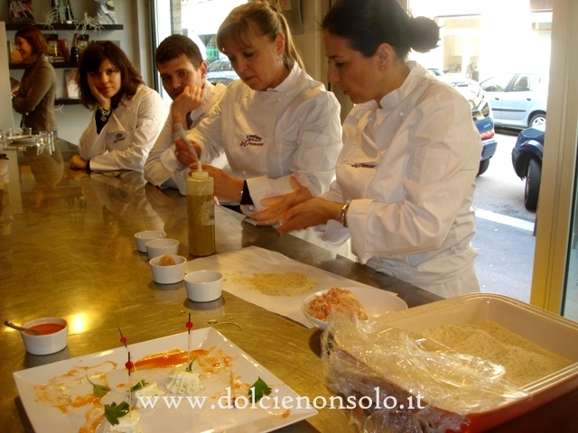 Senzapanna evento kraft 2010 milano for Marco pirotta chef