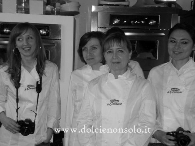 Kraft cose buone dal mondo cooking session 2010 for Marco pirotta chef