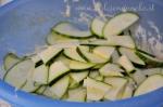 zucchine sotto sale