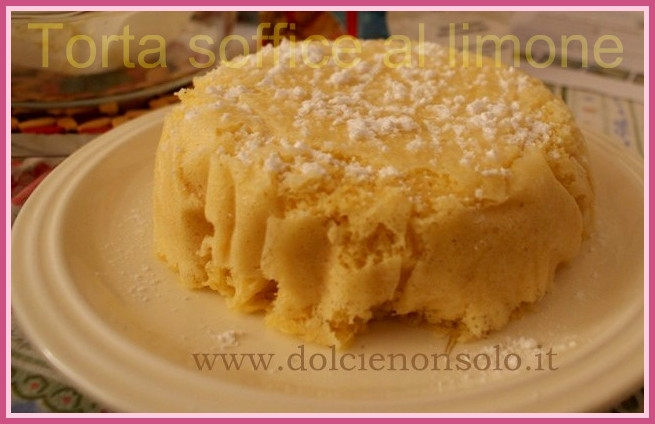 Ricette dolci a microonde ricette casalinghe popolari for Microonde ricette