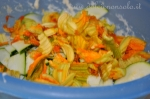fiori di zucchine nella pastella
